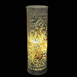 12 inch Marble Lamp