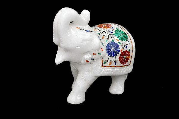 4 inch Elephant Statue