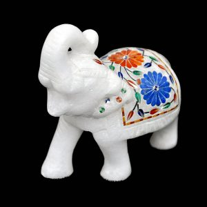 3 inch Elephant Statue