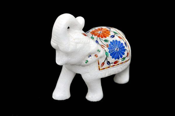 3 inch Elephant Statue
