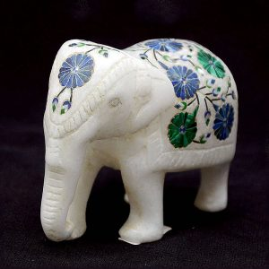 Elephant Statue of 4 inch