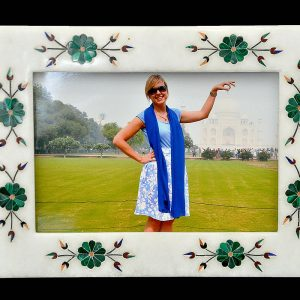 White Rectangle Photo Frames of 8/6 inch