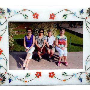 White Photo Frames of 8/6 inch